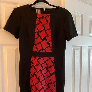 Anne Klein Pencil Dress - BOSS Lady!
